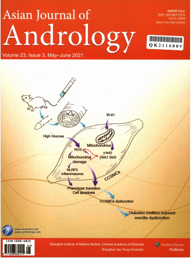 Asian Journal of Andrology杂志