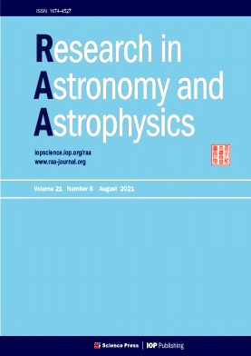 Research in Astronomy and Astrophysics